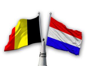 Nederland - België bij St. Antonius , Schijf @ Schijf